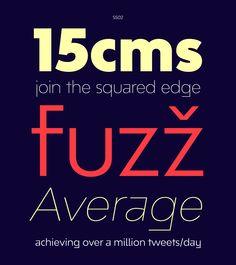 Minimal, robust, reliable and pragmatic geometric sans serif