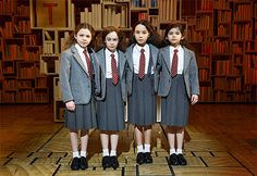 <i>Matilda the Musical</i>: Smart, Funny, Endearing - And With a Side of Trunchbull! (City Guide Magazine)