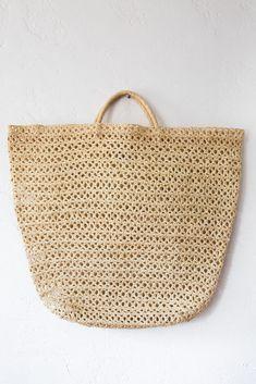 sans arcidet natural marcel bag – Lost & Found