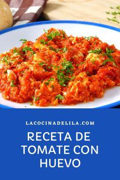 Hoy os traigo una RECETA RÁPIDA MUY FÁCIL, perfecta cuando no tienes mucho tiempo o para cenar algo rápido. CORRE, VEN A VERLA AHORA MISMO!!! #cenas #lacocinadelila