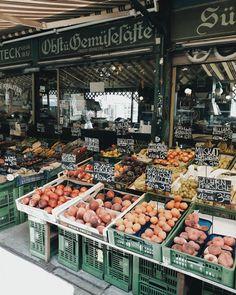 Naschmarkt, Vienna's Largest Outdoor Market Visit Austria, Vienna Austria, Travel Scrapbook, Switzerland, Cities, Outdoor, Vienna, Peach
