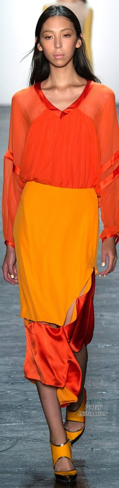 Prabal Gurung SS2016 Women's Fashion RTW | Purely Inspiration
