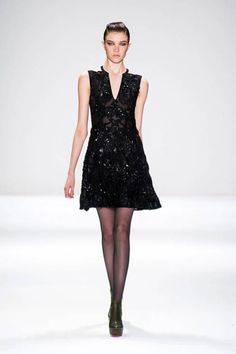 Nanette Lepore Fall 2013 Ready-to-Wear Runway