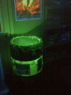 Toxic Waste Halloween Prop
