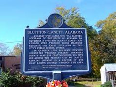 Bluffton, Alabama - Bluffton is an unincorporated community in Cherokee County, Alabama, United States.