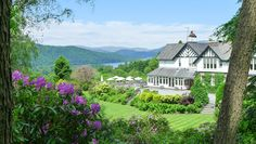 Win a romantic getaway to Linthwaite House Hotel worth £900!
