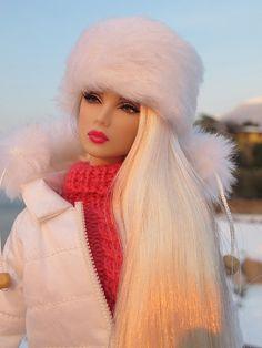 fashion doll, ski wardrobe, Jillian ◉◡◉