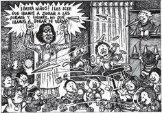 Carlos Mayhua Entre cuadernos y barrotes ilustración:  Jesús Cossio y Alfonso León  http://unadelosantiguosninos.blogspot.com.es/2014/02/la-obligacion-de-jugar-carlos-mayhua.html una de los antiguos niños: La obligación de jugar [Carlos Mayhua]