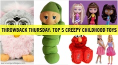 There are creepy toys from our 90s-kid childhoods...and we have found videos for them. Click through!