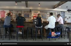 The Chronicle featured the Lookout Taproom. Check it out here!