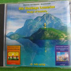 Die Gesänge Lemurias. CD - Dietrich von Oppeln-Bronikowski