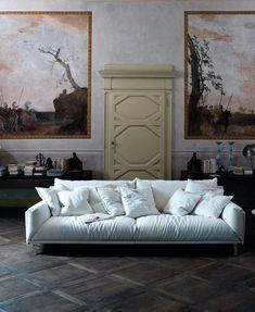 Faubourg Sofa | Haute Living