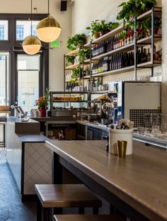 Tasty Tuesday: Simply Delicious Restaurant Design in San Francisco - Apartment34