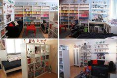 Epic otaku room - i WANTTTT !!!! *__* <3 <3