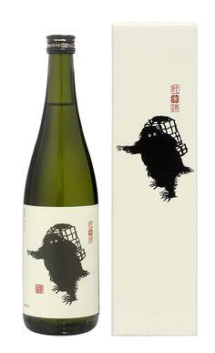 純米酒 雪男720ml Yukiotoko pure rice sake Snowman