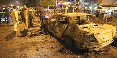 """Top News: """"IRAQ POLITICS: ISIS Car Bomb Attack Ripped Baghdad"""" - http://politicoscope.com/wp-content/uploads/2017/05/car-bomb-attacks-in-the-Iraqi-capital-Baghdad-iraq-ISIS.jpg - At least 27 people have been killed and dozens injured in twin car bomb attacks in the Iraqi capital, Baghdad. The first explosion, which ripped through an ice cream shop, has been claimed by Islamic State (IS, formerly ISIS/ISIL).  on Politics - http://politicoscope.com/2017/05/30/iraq-politics-isis"""