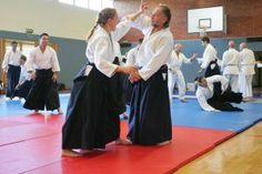 Aikido Lehrgang mit Günther Steger in Linz, 9./10. November 2012