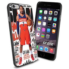 "NBA John Wall iPhone 6 4.7"" Case Cover Protector for iPhone 6 TPU Rubber Case SHUMMA http://www.amazon.com/dp/B00WCU1I0W/ref=cm_sw_r_pi_dp_G2ykwb0BF6514"