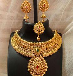 15 moderne Gold Halskette Designs in 30 Gramm - Design Kunst Gold Earrings Designs, Necklace Designs, Gold Wedding Jewelry, Gold Jewelry, Jewellery Earrings, Jewellery Shops, Gold Bangles, Pandora Jewelry, Wedding Ring