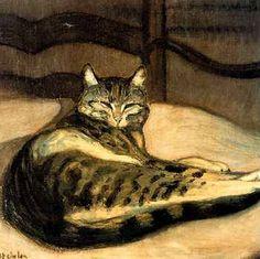 Cats in Art: Steinlen