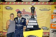 Congratulations to Martin Truex Jr. and the entire Furniture Row Racing team for…