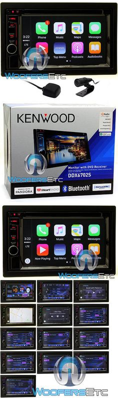 Video In-Dash Units w o GPS: Kenwood Ddx6702s In-Dash 2-Din 6.2 Tv Cd Dvd Bluetooth Hd Radio Pandora Stereo -> BUY IT NOW ONLY: $439.99 on eBay!