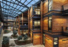 Znalezione obrazy dla zapytania wooden buildings
