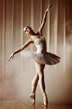 Danseur de la danse classique