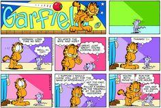 90 Favorite Garfield Mice Comics Ideas In 2020 Garfield Garfield Comics Comics