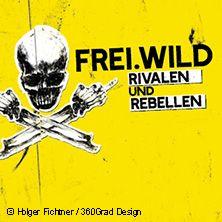 Frei.Wild: Rivalen und Rebellen - Tour 2018 // 01.04.2018 - 28.04.2018