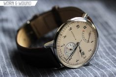 Graf Zeppelin Hindenburg LZ129 7060 watch.