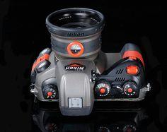 Nikonos RS underwater camera film -up-