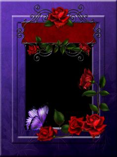 goth frame by collect-and-creat on deviantART