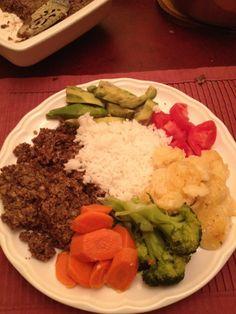 Forks over Knives  [Brown rice instead]