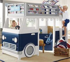 Surf Van Bed by Pottery Barn Kids