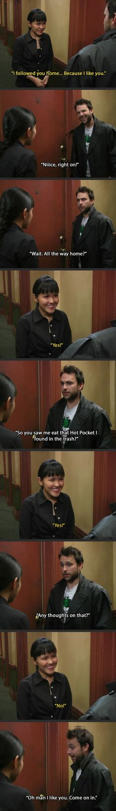 freaking charlie day. i love him
