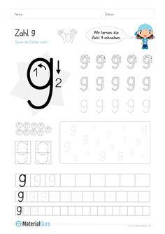 Grundschule Arbeitsblatt Deutsch schreiben lernen E