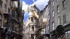 """As well as Madam Malkin's Robes for All Occasions, Quality Quidditch Supplies, Magical Menagerie, Scribbulus, and the Leaky Cauldron.   Everything You Need To Know About Universal's """"Wizarding World Of Harry Potter: Diagon Alley"""""""