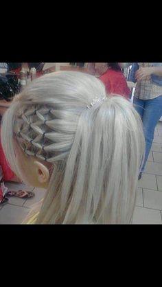 Cool hair idea