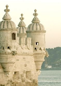 When in Lisbon, make time to explore the Tower of Bélem - a UNESCO World Heritage site and vestige of Portugal's 15th-century maritime dominion.