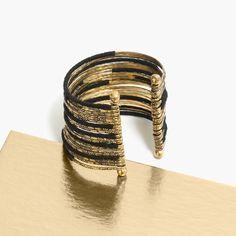 holiday gift pick: madewell sézane® cuff bracelet. #giftwell