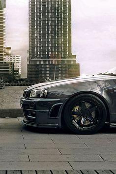Nissan Skyline GTR R34 Nismo