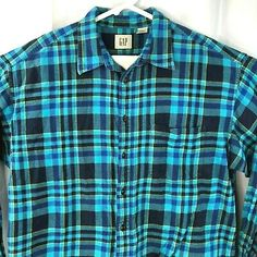 Brand New Fashion Men's Top Upper Full Sleeves Fleece Shirts Black And Blue