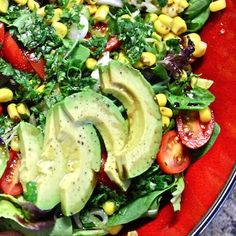 No Sad Desk Salads Here: 6 Recipes You'll Be Excited to Eat: Think a lunchtime salad can't be delicious and healthy? Try these!