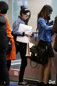 krystal, airport fashion