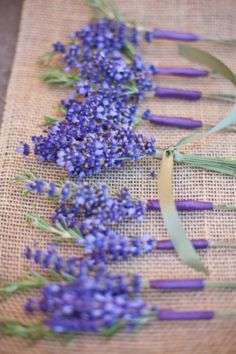 spring wedding palette lavender | 30 Lilac And Lavender Wedding Inspirational Ideas | Weddingomania
