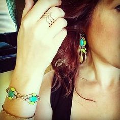 Jardin Chandeliers & Gold Chandelier Earrings | Stella & Dot http://www.stelladot.com/sites/amycarlson/?lc=en_us