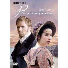 Persuasion with Sally Hawkins. A beautiful telling of love lost. Love Rupert Penry-Jones is wonderful in this telling.