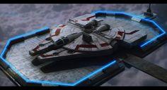 Star Wars YT1930 Commission by AdamKop.deviantart.com on @deviantART
