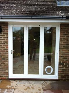 Why choose panoramic doors when we set out to build the most cat flap for sliding glass door planetlyrics Gallery